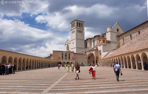 assisi cattedrale di san francesco