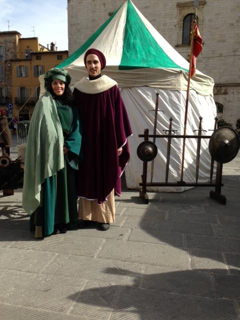 Luca e Elisa Guide Turistiche Umbria