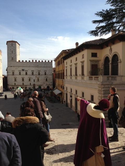 Luca guida turistica umbria