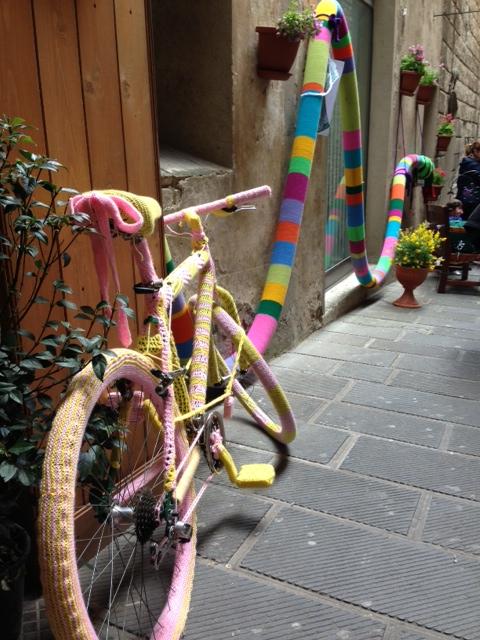 Urban Knitting Todi