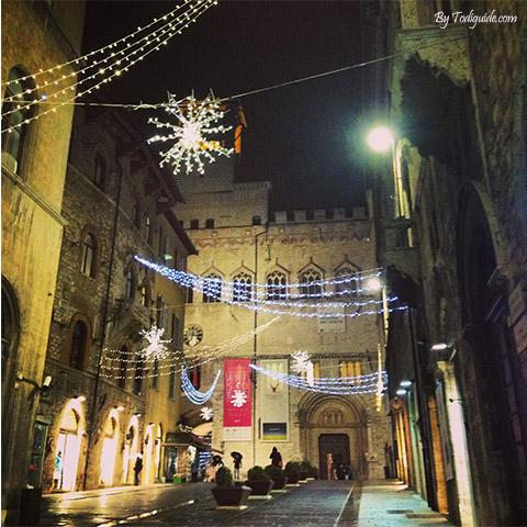 Perugia, natale