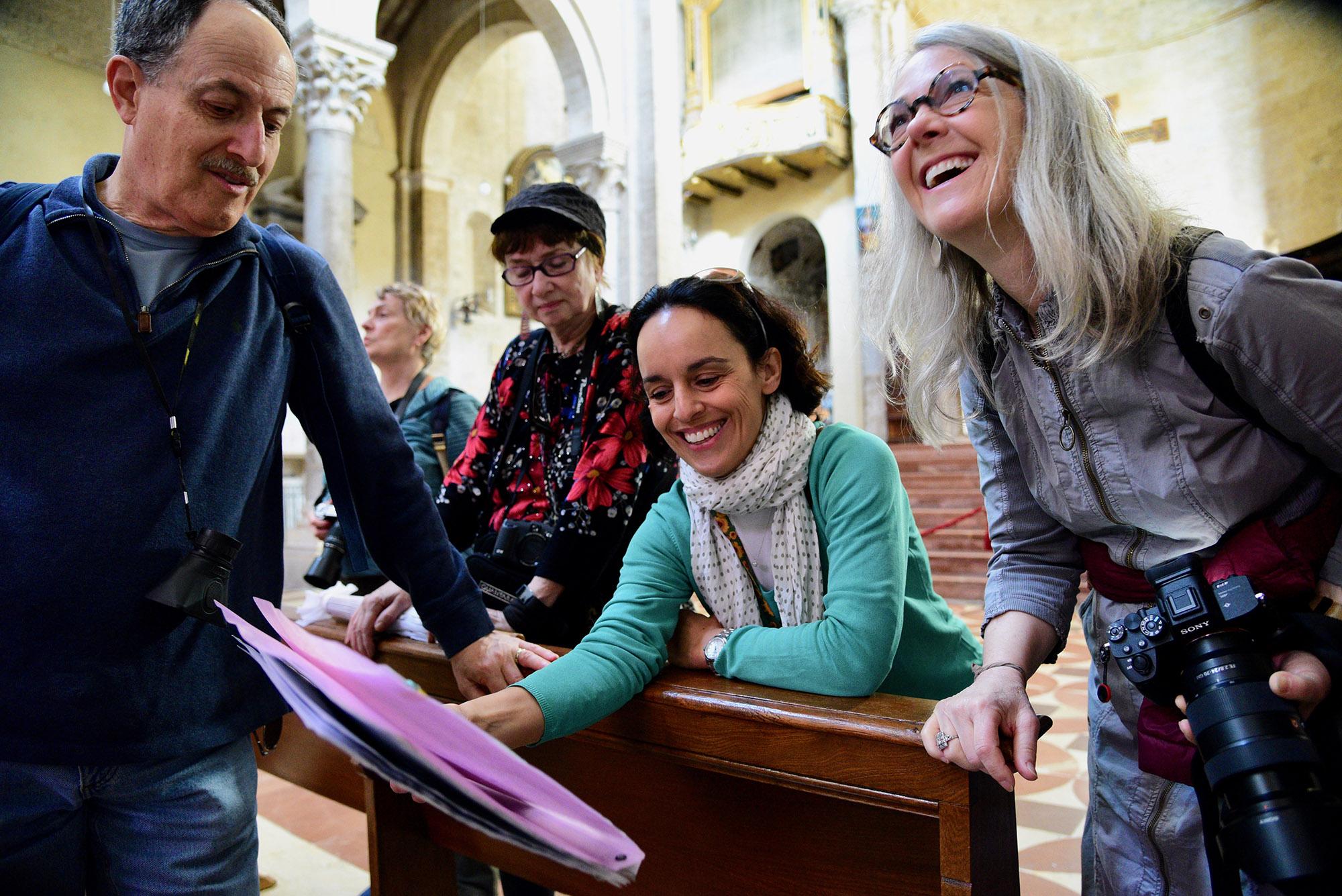 Elisa di Todiguide , guida turistica umbria